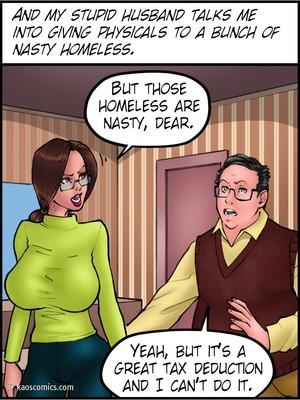 8muses Interracial Comics Kaos- Doctor Bitch image 08