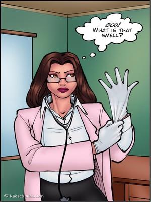 8muses Interracial Comics Kaos- Doctor Bitch image 11