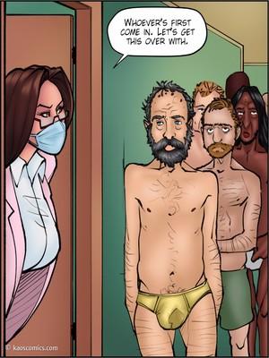 8muses Interracial Comics Kaos- Doctor Bitch image 12