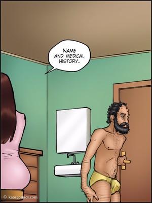 8muses Interracial Comics Kaos- Doctor Bitch image 13