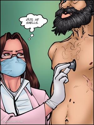 8muses Interracial Comics Kaos- Doctor Bitch image 14