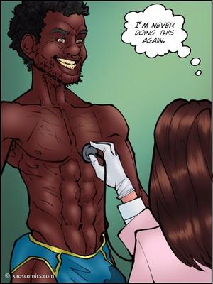 8muses Interracial Comics Kaos- Doctor Bitch image 18