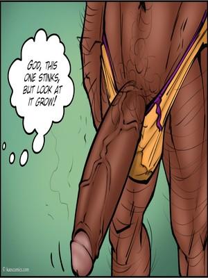 8muses Interracial Comics Kaos- Doctor Bitch image 28