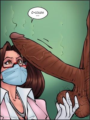 8muses Interracial Comics Kaos- Doctor Bitch image 29
