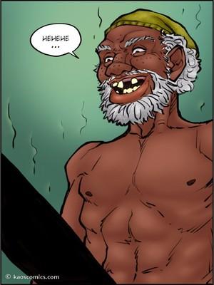 8muses Interracial Comics Kaos- Doctor Bitch image 30