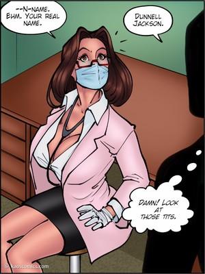 8muses Interracial Comics Kaos- Doctor Bitch image 33
