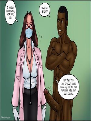 8muses Interracial Comics Kaos- Doctor Bitch image 42