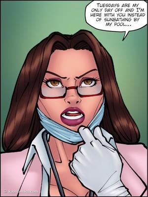 8muses Interracial Comics Kaos- Doctor Bitch image 43