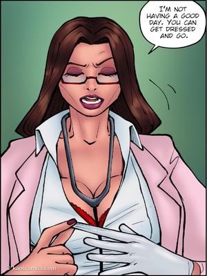8muses Interracial Comics Kaos- Doctor Bitch image 44