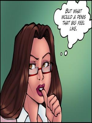 8muses Interracial Comics Kaos- Doctor Bitch image 47