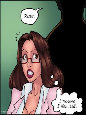 8muses Interracial Comics Kaos- Doctor Bitch image 48