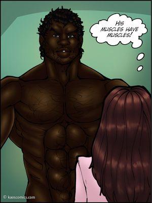 8muses Interracial Comics Kaos- Doctor Bitch image 49