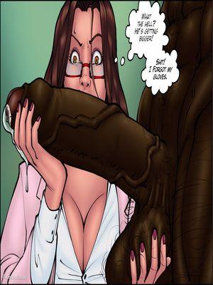 8muses Interracial Comics Kaos- Doctor Bitch image 52
