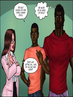 8muses Interracial Comics Kaos- Doctor Bitch image 56
