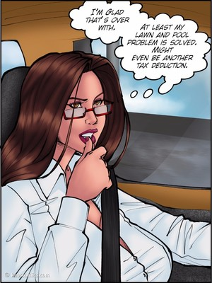 8muses Interracial Comics Kaos- Doctor Bitch image 60