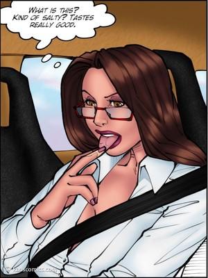 8muses Interracial Comics Kaos- Doctor Bitch image 62