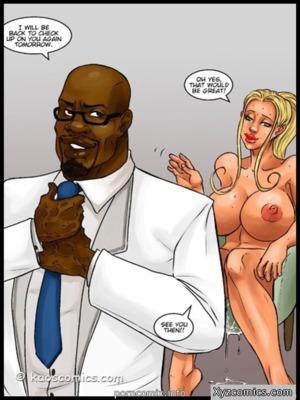 8muses Interracial Comics Kaos- The Boob Job Part 2 image 24