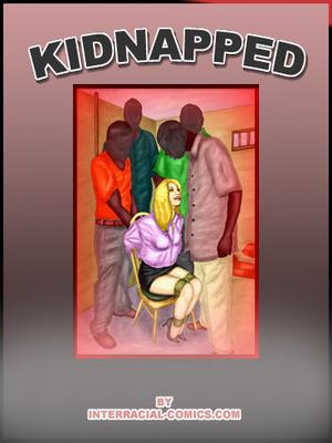 Kidnapped- Interracial 8muses Interracial Comics