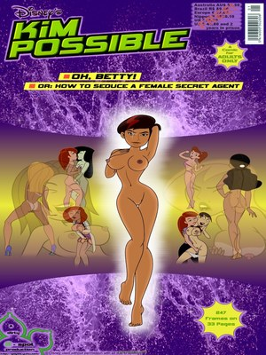Kim Possible- O, Betty 8muses Adult Comics