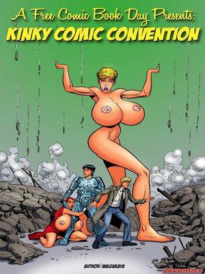 Kinky Comic Convention 8muses Adult Comics