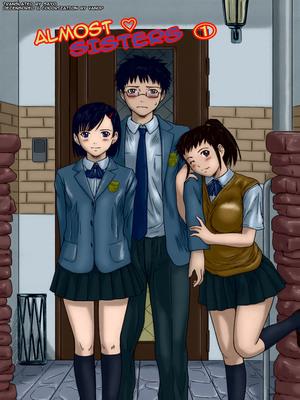 Kisaragi Gunma – Almost Sisters 8muses Hentai-Manga
