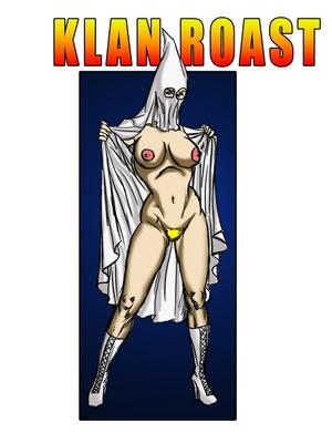 Klan Roast- illustrated interracial 8muses Interracial Comics