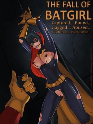 Leadpoison- The Fall of Batgirl 8muses Porncomics