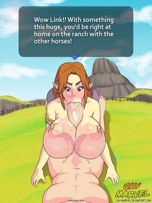 Legend of Zelda POV- Jay Marvel 8muses Porncomics
