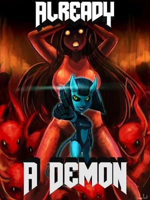 Lemon Font- Already a Demon 8muses Hentai-Manga