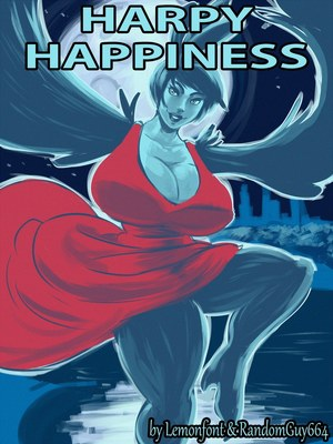 Lemonfont – Harpy Happiness 8muses Adult Comics