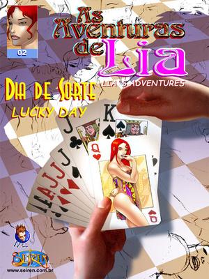 Lia's Adventures 2- Seiren 8muses Adult Comics