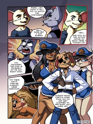 8muses Adult Comics Linno- Dixie Bank image 10