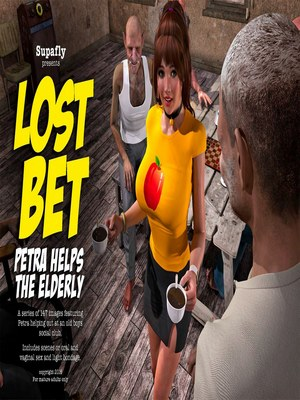 Lost Bet – Petra Helps The Elderly 8muses 3D Porn Comics