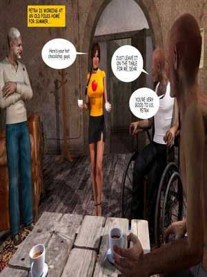 8muses 3D Porn Comics Lost Bet – Petra Helps The Elderly image 02