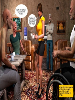 8muses 3D Porn Comics Lost Bet – Petra Helps The Elderly image 03