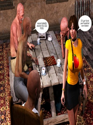 8muses 3D Porn Comics Lost Bet – Petra Helps The Elderly image 08