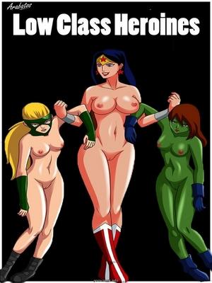 Low class heroines- Arabatos 8muses Adult Comics