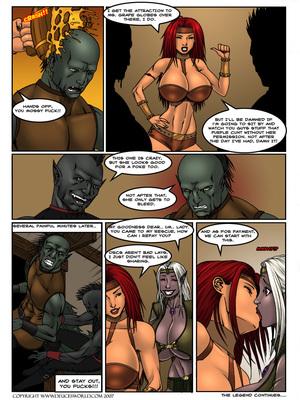 8muses Porncomics Lust of Legend- DeucesWorld image 05