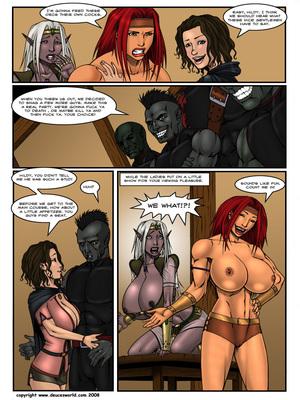 8muses Porncomics Lust of Legend- DeucesWorld image 09