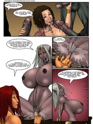 8muses Porncomics Lust of Legend- DeucesWorld image 13