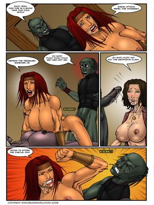 8muses Porncomics Lust of Legend- DeucesWorld image 15