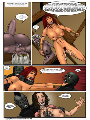 8muses Porncomics Lust of Legend- DeucesWorld image 16
