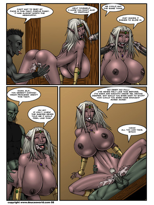 8muses Porncomics Lust of Legend- DeucesWorld image 19