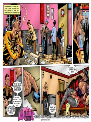 Lustomic – Madame Ming's Chinese Laundry 8muses Porncomics