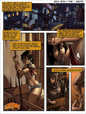 8muses Porncomics Lustomic – Once Upon A Time (Sarath) image 02