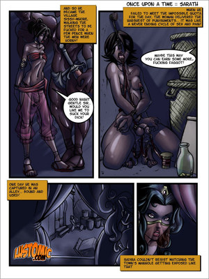 8muses Porncomics Lustomic – Once Upon A Time (Sarath) image 09