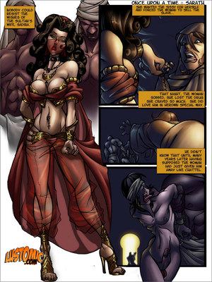 8muses Porncomics Lustomic – Once Upon A Time (Sarath) image 10