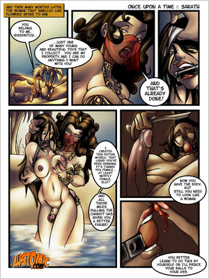 8muses Porncomics Lustomic – Once Upon A Time (Sarath) image 12