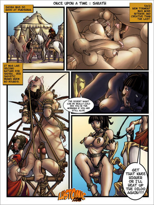 8muses Porncomics Lustomic – Once Upon A Time (Sarath) image 15