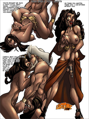 8muses Porncomics Lustomic – Once Upon A Time (Sarath) image 18
